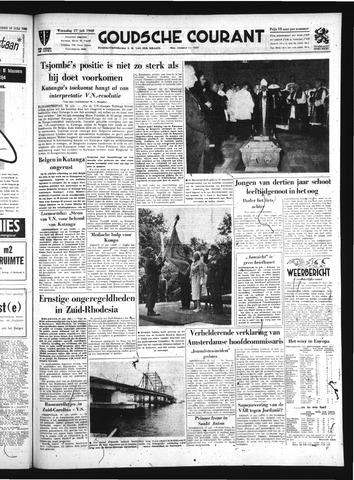 Goudsche Courant 1960-07-27