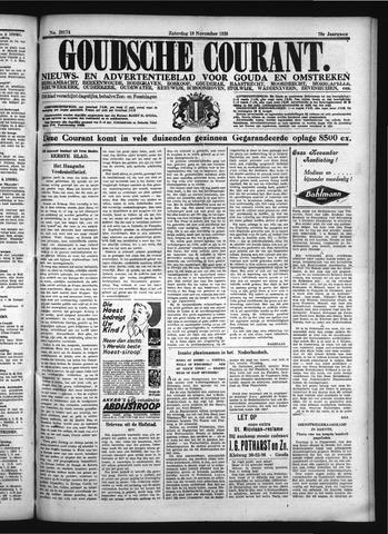 Goudsche Courant 1939-11-18