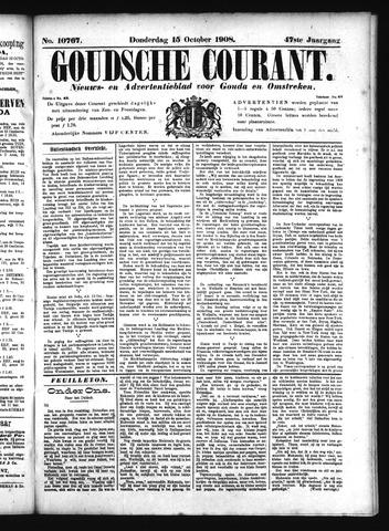 Goudsche Courant 1908-10-15