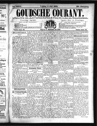 Goudsche Courant 1913-07-04