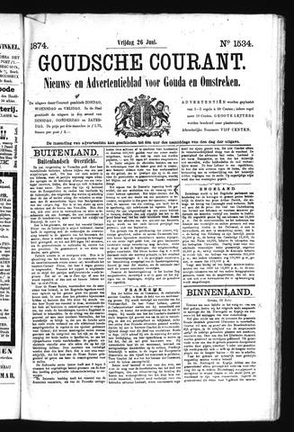 Goudsche Courant 1874-06-26