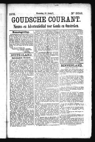 Goudsche Courant 1878-01-16