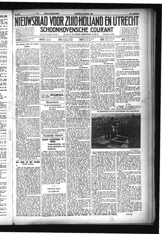 Schoonhovensche Courant 1933-01-23
