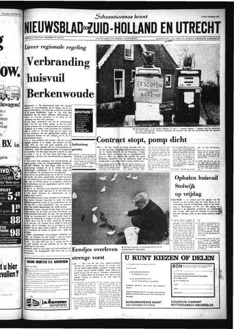 Schoonhovensche Courant 1973-12-07