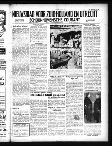 Schoonhovensche Courant 1949-06-01