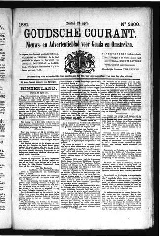 Goudsche Courant 1881-04-24