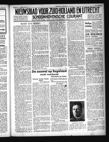 Schoonhovensche Courant 1940-07-03