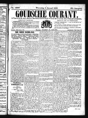 Goudsche Courant 1919-01-08