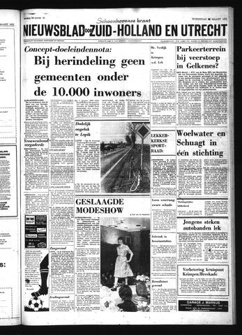 Schoonhovensche Courant 1975-03-26
