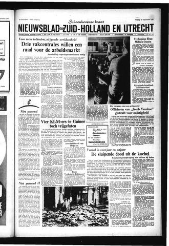 Schoonhovensche Courant 1967-09-29