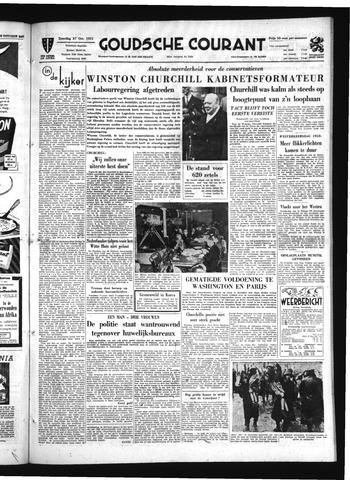 Goudsche Courant 1951-10-27