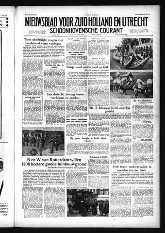 Schoonhovensche Courant 1958-05-12