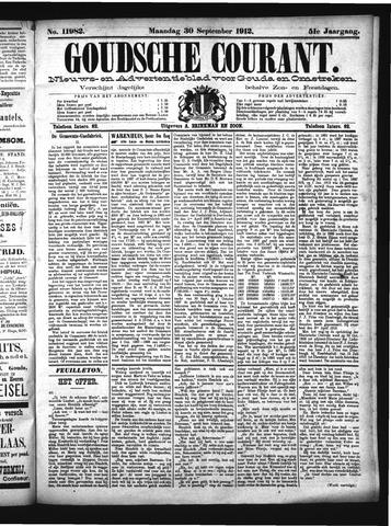Goudsche Courant 1912-09-30