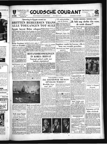 Goudsche Courant 1951-10-24