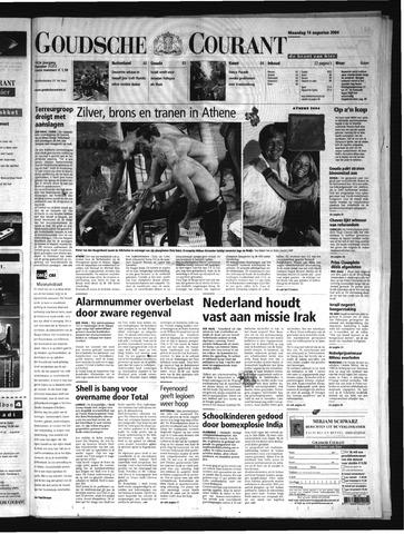 Goudsche Courant 2004-08-16