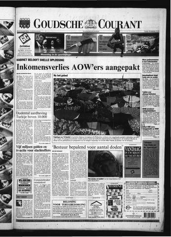 Goudsche Courant 1999-08-21