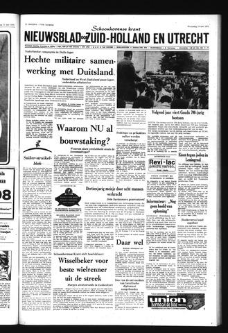 Schoonhovensche Courant 1971-05-19