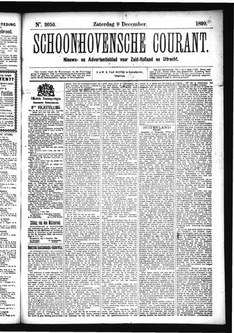 Schoonhovensche Courant 1899-12-09