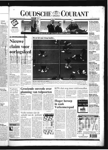 Goudsche Courant 2000-08-29