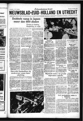 Schoonhovensche Courant 1963-11-11