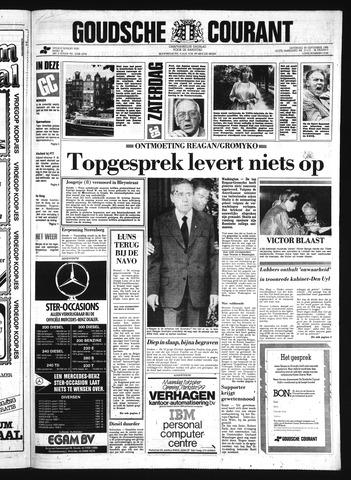Goudsche Courant 1984-09-29