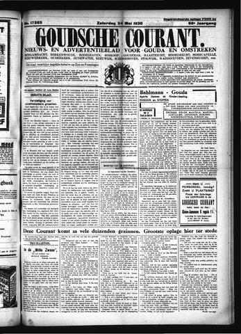 Goudsche Courant 1930-05-24