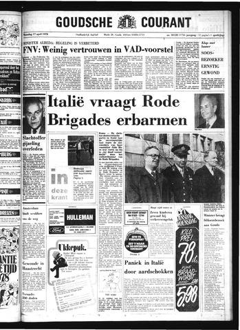Goudsche Courant 1978-04-17