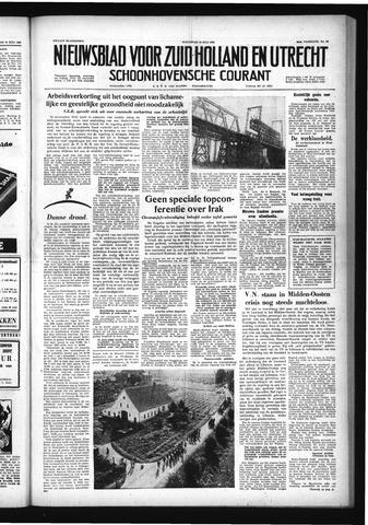 Schoonhovensche Courant 1958-07-23
