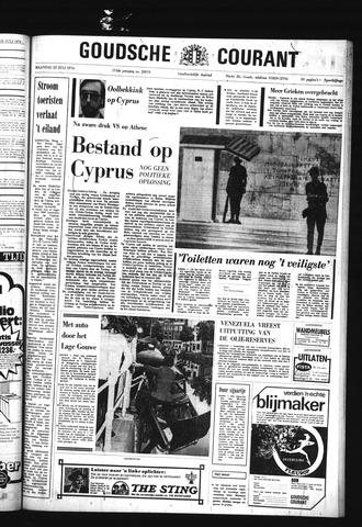 Goudsche Courant 1974-07-22