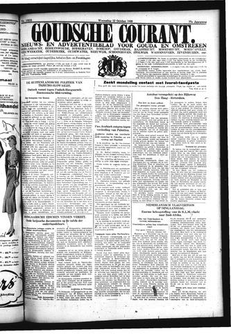 Goudsche Courant 1938-10-12