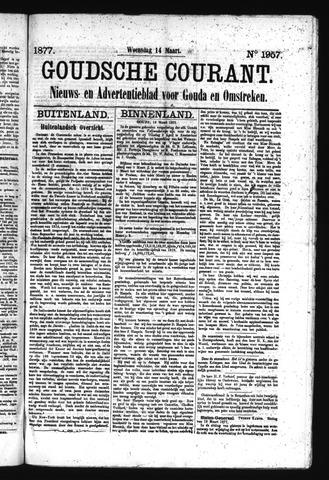 Goudsche Courant 1877-03-14