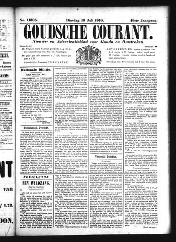 Goudsche Courant 1910-07-19