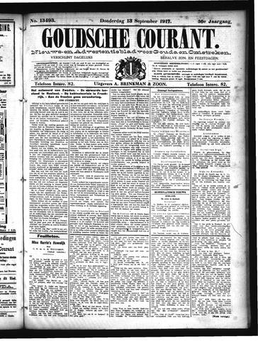 Goudsche Courant 1917-09-13