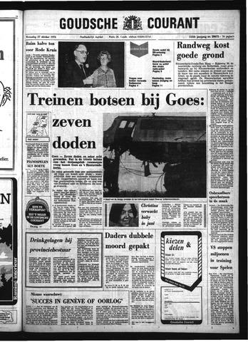 Goudsche Courant 1976-10-27