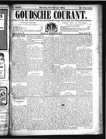 Goudsche Courant 1914-02-16