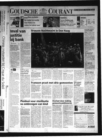 Goudsche Courant 2005-06-09