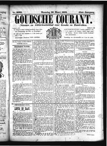 Goudsche Courant 1903-03-30