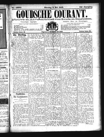 Goudsche Courant 1916-05-09