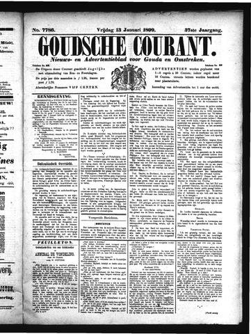 Goudsche Courant 1899-01-13