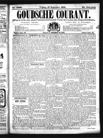 Goudsche Courant 1912-09-13