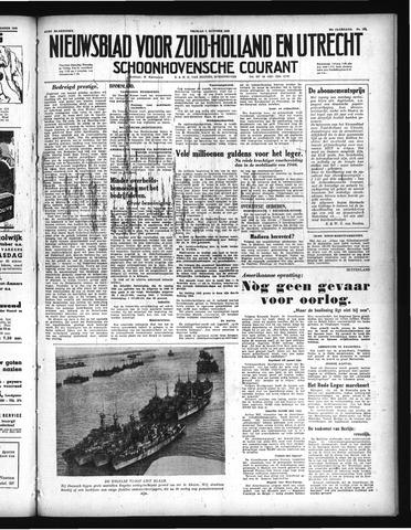 Schoonhovensche Courant 1948-10-01