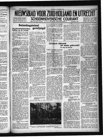Schoonhovensche Courant 1940-12-16