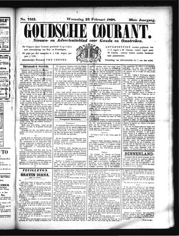 Goudsche Courant 1898-02-23