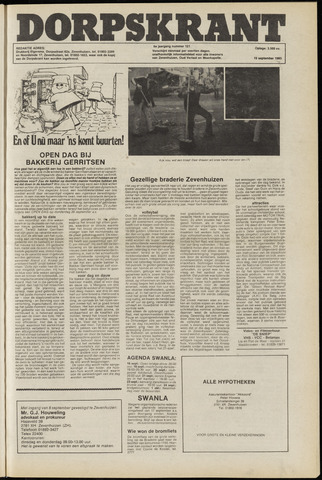 Dorpskrant 1983-09-15