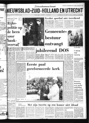 Schoonhovensche Courant 1978-09-18