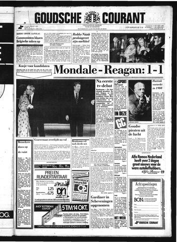 Goudsche Courant 1984-10-08