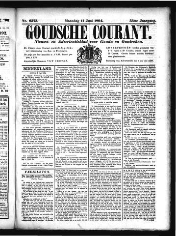 Goudsche Courant 1894-06-11