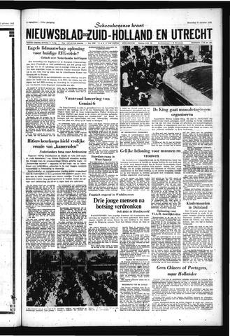 Schoonhovensche Courant 1965-10-25