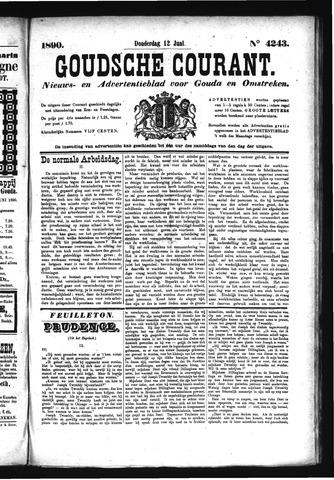 Goudsche Courant 1890-06-12