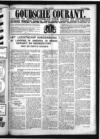Goudsche Courant 1937-05-07